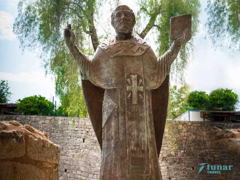 По следам Святого Николая – ДЕМРЕ-МИРА-КЕКОВА из Алании