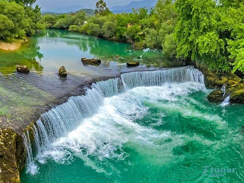 Обзорная экскурсия по Сиде: Водопад + Селевкия + Зеленое Озеро из Сиде