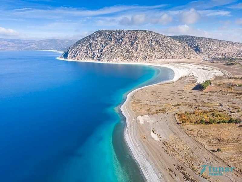 Турецкие Мальдивы (Озеро САЛДА) + ПАМУККАЛЕ из Алании (без шопинга)